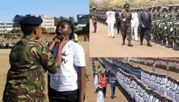 Kenya Defence Forces (KDF) Recruitment Requirements 2021