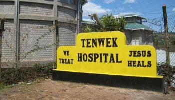 List Of Best Maternity Hospitals In Bomet County