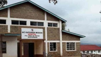 List Of Best Maternity Hospitals In Elgeyo Marakwet County