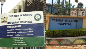 List Of Best Maternity Hospitals In Kisii County