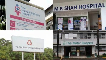 List Of Best Maternity Hospitals In Nairobi and Charges