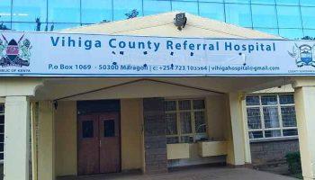 List Of Best Maternity Hospitals In Vihiga County