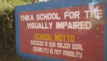 List Of Schools For The Visually Impaired In Kenya
