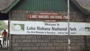 List Of All National Parks In Kenya
