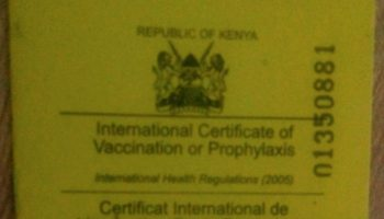List Of Hospitals That Offer Yellow Fever Vaccine In Nairobi