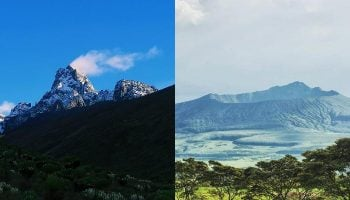 List Of Top 10 Highest Mountains In Kenya