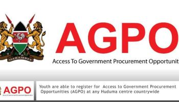 Requirements For AGPO Certificate In Kenya