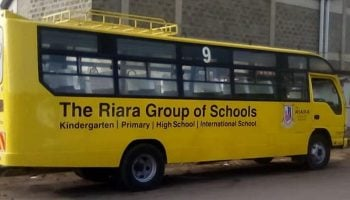 Riara Group of Schools Fees Structure 2021