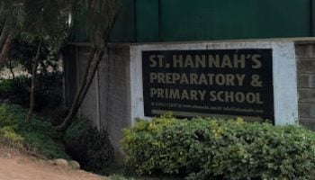 St. Hannah's School Fees Structure 2021