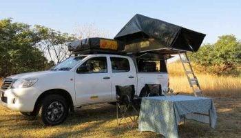 List Of Best Campervan Hire Companies In Kenya