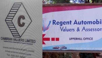 List Of Best Property Valuers In Kenya