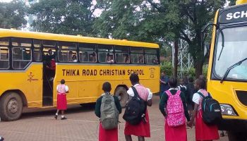 Thika Road Christian School Fees Structure
