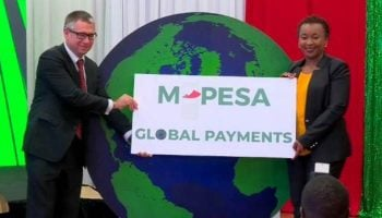 How To Opt In To Mpesa Global Service