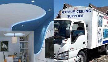 List Of Best Gypsum Ceiling Suppliers And Installers In Kenya