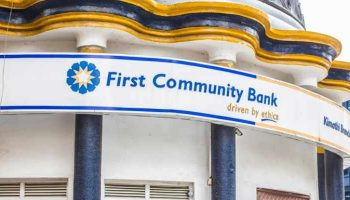 List of First Community Bank Branches In Kenya