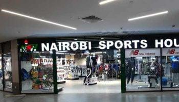 List of Nairobi Sports House Branches