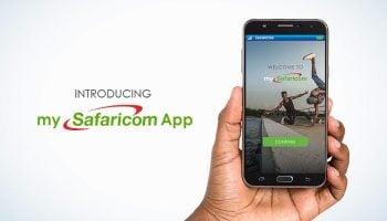 How To Access MySafaricom App