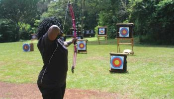List Of Best Places To Do Archery In Nairobi