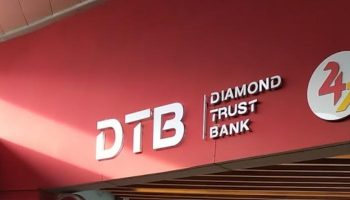 List Of Diamond Trust Bank (DTB) Branches In Nairobi
