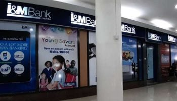 List of I&M Bank Branches In Nairobi