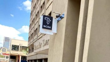 List of NCBA Bank Branches In Nairobi