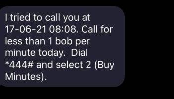 How to Set I Tried Calling You Notification On Safaricom