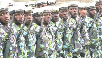 Kenya Navy Qualifications