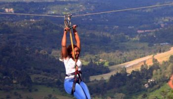 List Of Best Zip Lining Locations In Kenya