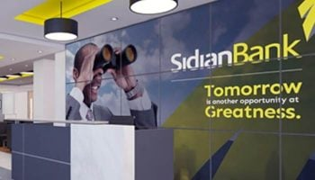List Of Sidian Bank Branches In Nairobi