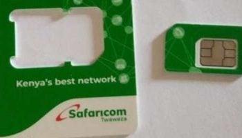 How To Replace A Safaricom Line