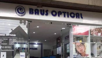 List of Baus Optical Branches in Kenya