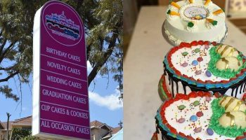List of Cake City Branches in Nairobi