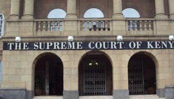 List of Supreme Court Judges in Kenya
