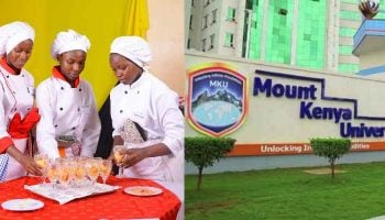 MKU School of Hospitality and Tourism Management Fees Structure