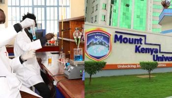 MKU School of Pure and Applied Sciences Fees Structure