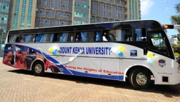 MKU School of Social Sciences Fees Structure