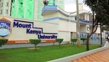 Mount Kenya University School of Public Health Fees Structure