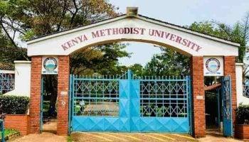 KEMU Undergraduate Courses Fees Structure