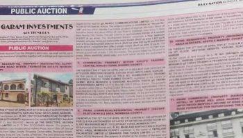 List Of Best Auctioneers In Kenya