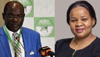 List Of IEBC Commissioners