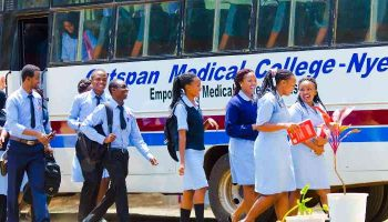 Outspan Medical College Fees Structure