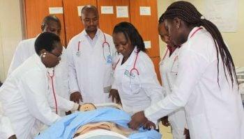 University of Nairobi Nursing Fees Structure